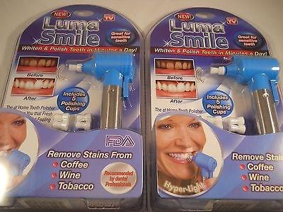 Telebrands teeth ploisher