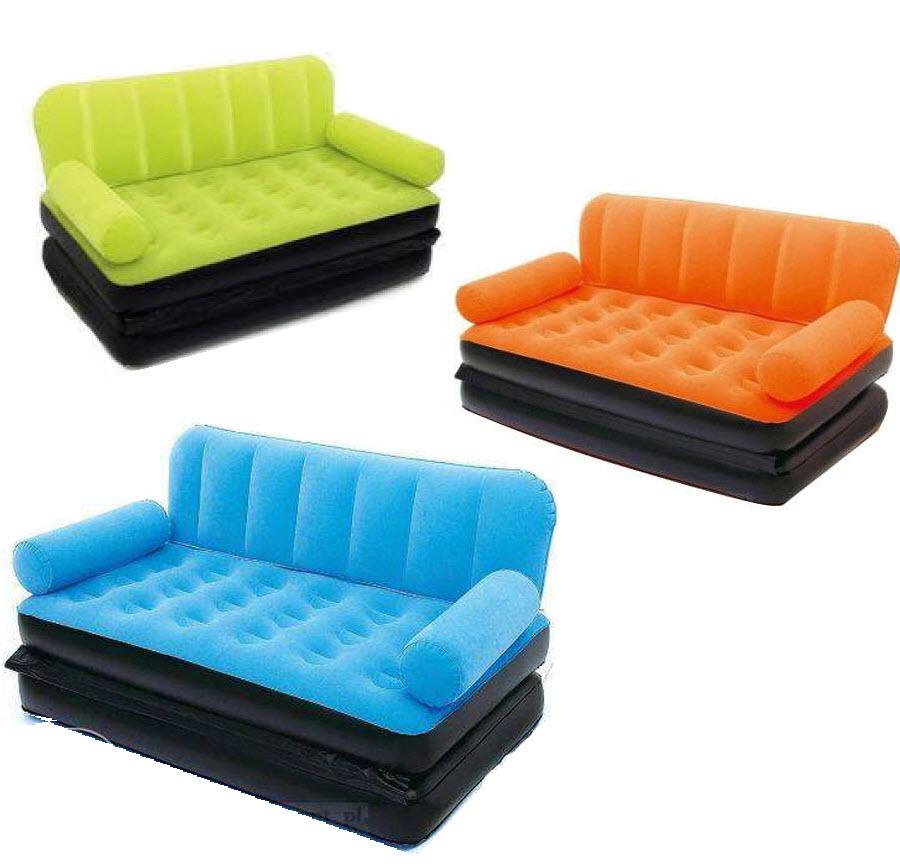 5 in 1 sofa cum bed coloured