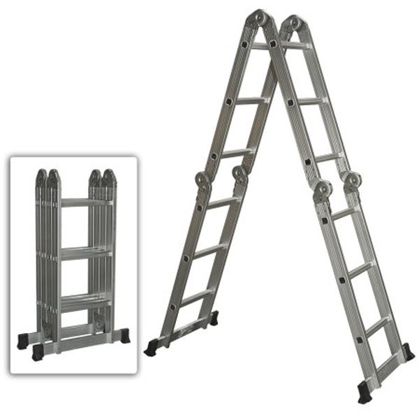 Aluminum Foldable Ladder