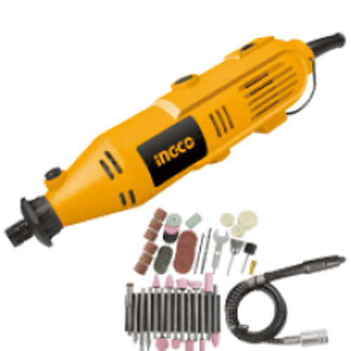 INGCO mini drill machine 52 accessories