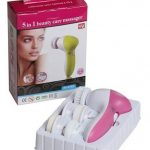 5 in 1 Face Massager box pic