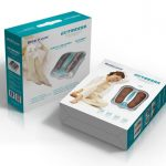 Infrared and Kneading Foot Massager box pic