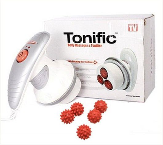 Tonific Hand Massager box pic